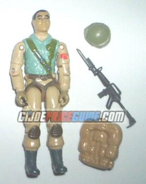 Airborne 1983 GI Joe figure