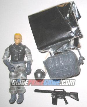 Sky Patrol Airborne 1990 GI Joe