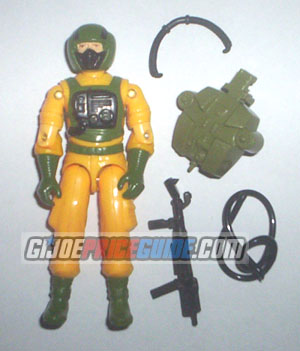 GI Joe Airtight figure 1985