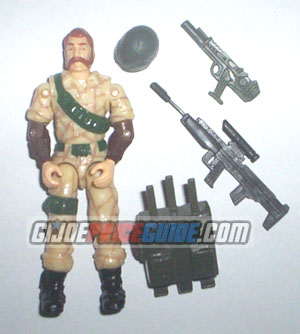 Ambush 1990 GI Joe figure