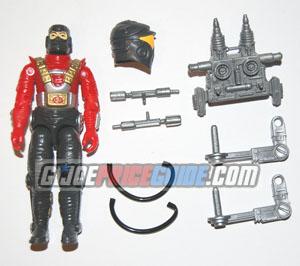 Cobra Astro-Viper 1988 figure
