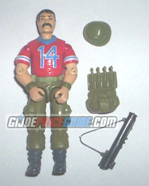 GI Joe Bazooka 1985