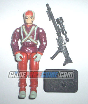 GI Joe Big Ben 1993 International Action Force