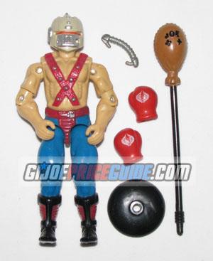 Big Boa 1987 Cobra figure