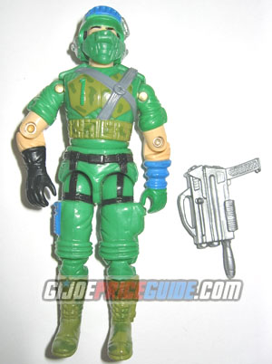 Blaster 1987 GI Joe figure