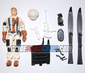 Blizzard 1988 GI Joe figure