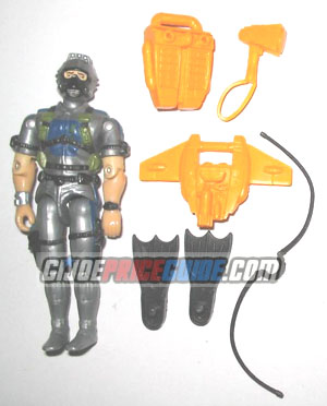 Special Mission Brazil Wet-Suit 1986