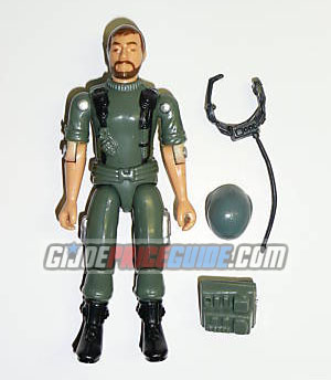 GI Joe Breaker 1982 figure