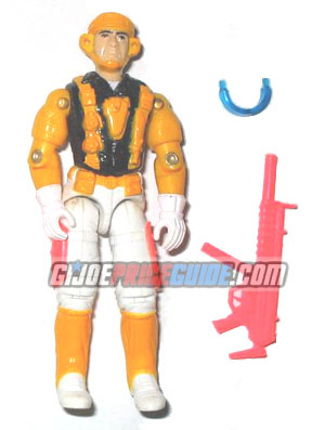 GI Joe Cloudburst 1991 figure