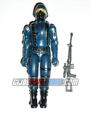Cobra Soldier 1982 figure