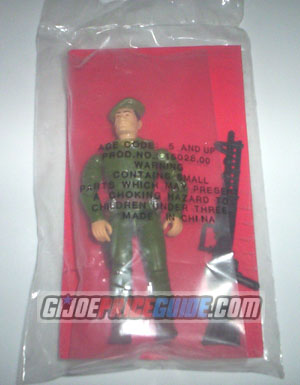 Joseph B. Colton 1994 GI Joe Figure