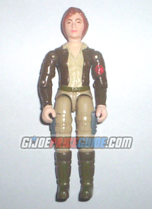Cover Girl 1983 GI Joe figure