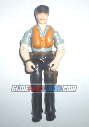 Cutter 2001 GI Joe Figure