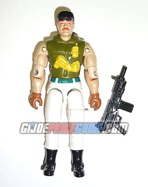 GI Joe Cutter 1993 figure