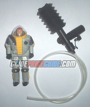 Deep Six 1984 GI Joe Figure