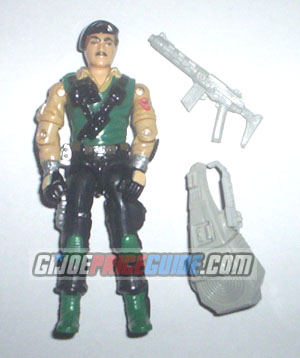 GI Joe Dial-Tone figure 1986