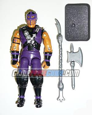 Dice 1992 Ninja Force Cobra figure