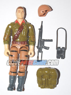 Tiger Force Duke 1988 GI Joe figure