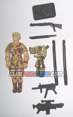 GI Joe Duke 1993 figure