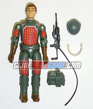 GI Joe Flash 1982 figure