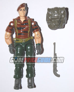 Tiger Force Flint 1988 GI Joe figure