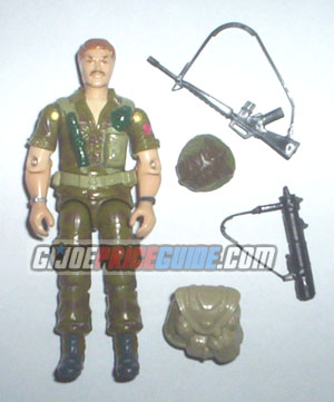 GI Joe Footloose figure 1985