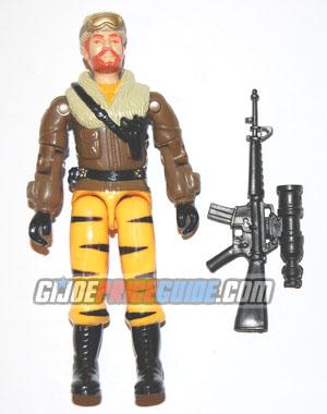 Tiger Force Frostbite 1988 GI Joe figure