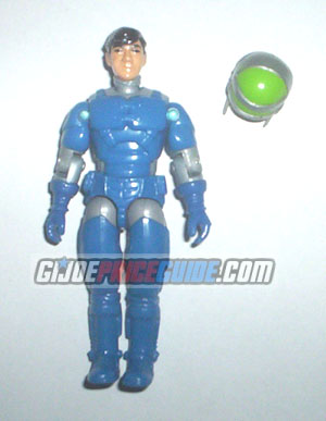 Gears 1994 GI Joe Figure