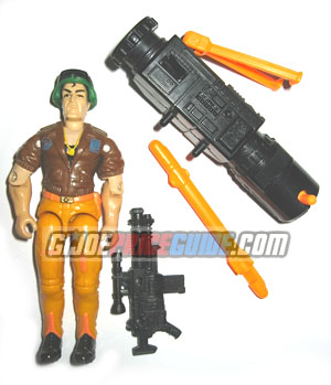 GI Joe Grunt 1991 figure