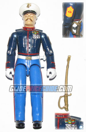Gung-Ho 1987 GI Joe figure