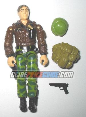 Hawk 1986 GI Joe figure