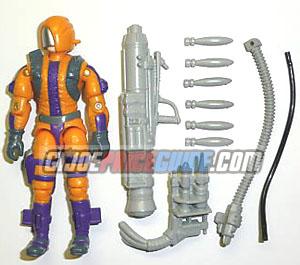 H.E.A.T. Viper 1989 GI Joe figure