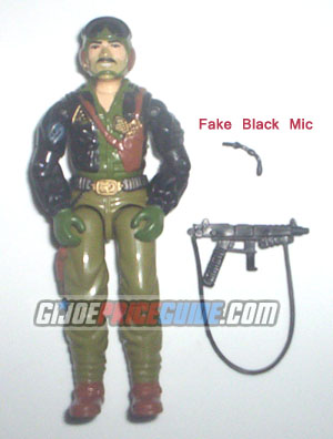Heavy Metal 1985 GI Joe figure