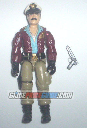 Keel Haul 1985 GI Joe figure