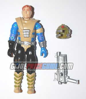 Knockdown 1987 GI Joe figure