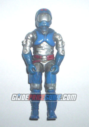 Lampreys 2000 GI Joe Figure