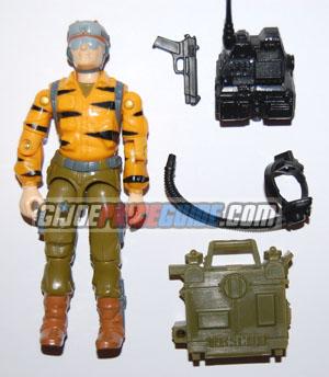 Tiger Force Lifeline 1988 GI Joe figure