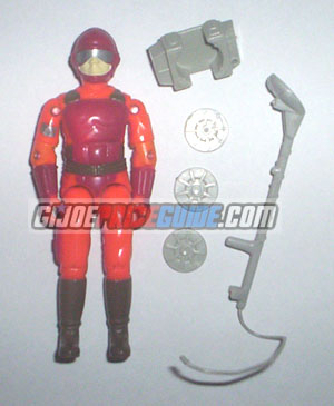 GI Joe Listen 'n Fun Tripwire figure 1985