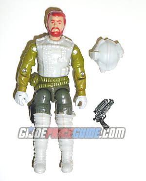 GI Joe Long Range 1989 figure version 1
