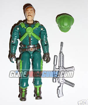GI Joe Major Altitude 1991