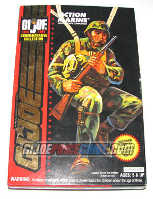 Action Marine 1994 GI Joe Box