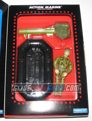 Action Marine 1994 GI Joe Box Opened