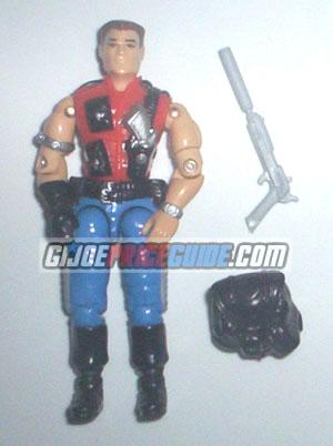 Mercer 1987 GI Joe figure