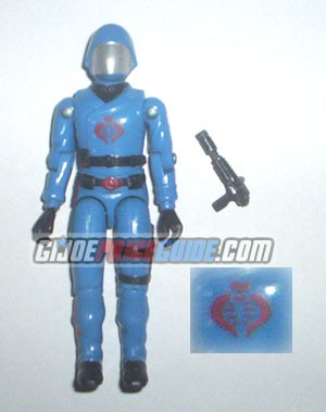 Mickey Mouse Cobra Commander 1982