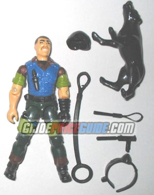 Slaughter's Marauders Mutt 1989 GI Joe figure