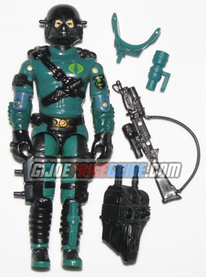 Cobra Night Viper 1989 figure