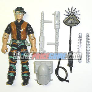 GI Joe Pathfinder 1990
