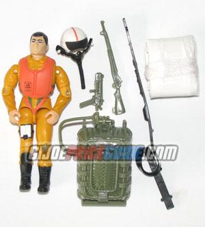 Action Pilot 1994 GI Joe Figure