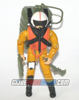 Action Pilot 1994 GI Joe Equipped