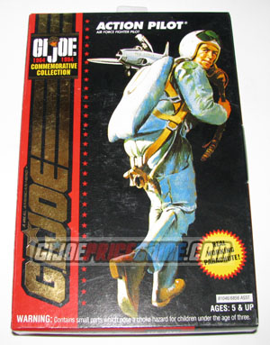 Action Pilot 1994 GI Joe Box